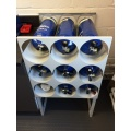 BA or Breathing Apparatus Cylinder Racks