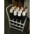 Medical Gas Cylinder Trolleys