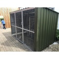 Gas Cylinder Storage Shelters