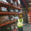 Warehouse racking health and safety inspections