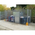 Gas Cyinder Storage Cages