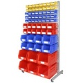 Small Parts Storage Bins and Containers