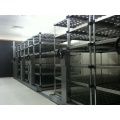 Cold Room Roller Shelving