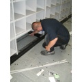 Repairs to Filing Room Cabinets