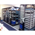 Laboratory Roller Shelving