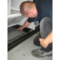 Repairs to Roller Racking