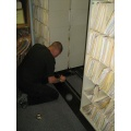 Servicing of Mobile Shelving